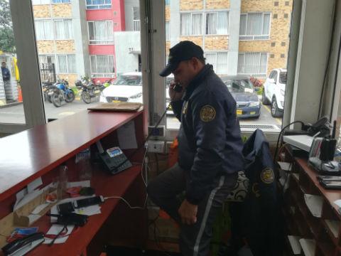 Camilo – Guarda de seguridad