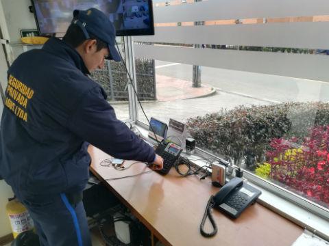 Fernando – Guarda de seguridad
